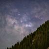 Milky Way over Alta