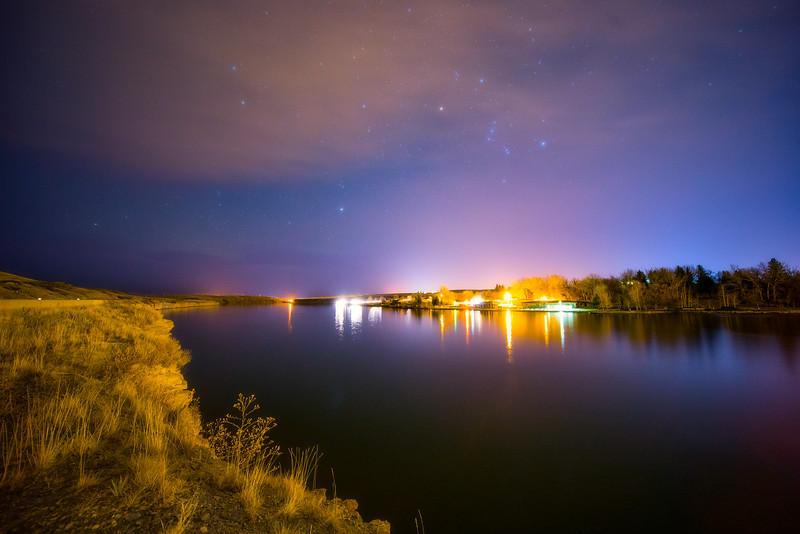 Missouri River Outside of Great Falls