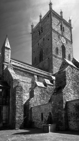 Armenian Genocide Memorial at St Davids Cathedral