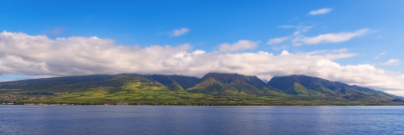 West side of Maui