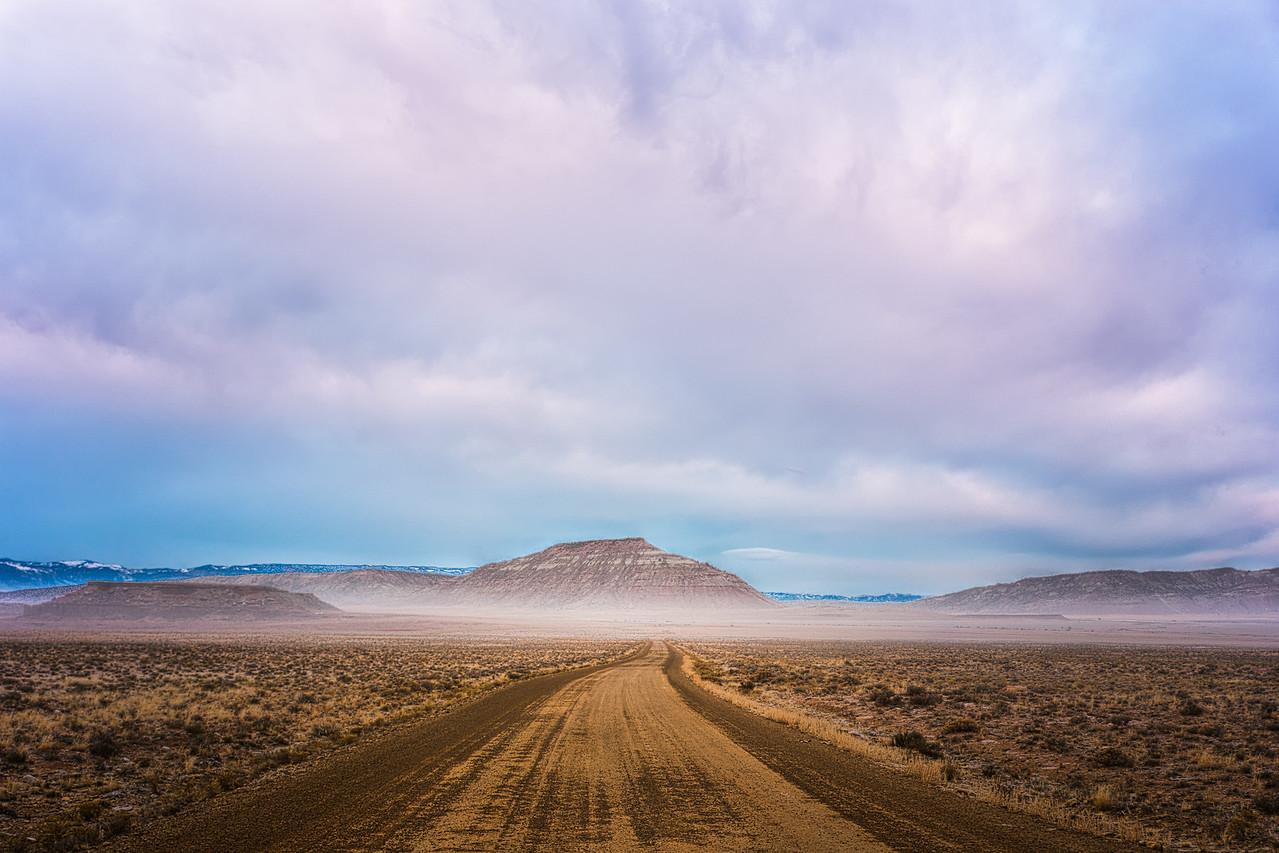 Morning in the High Desert