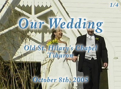 Our wedding (part 1/4)