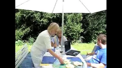 Mit Klaus im Botnanger Garten