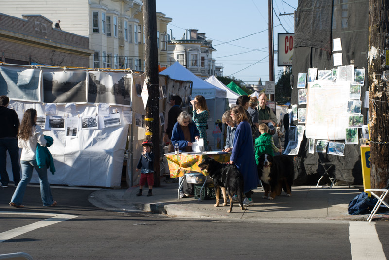 Cole Valley Street Festival