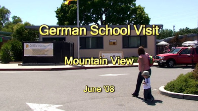 German School Visit