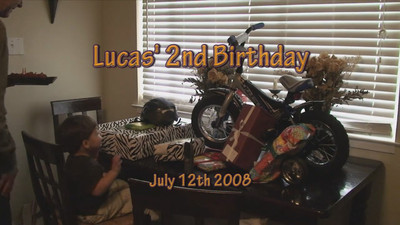 Lucas Birthday
