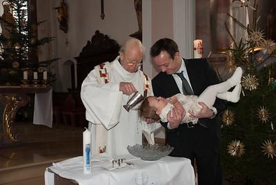 Rémy Baptism