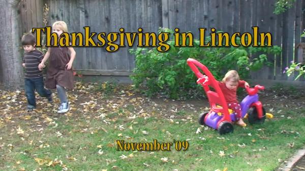 Thankgiving Videos