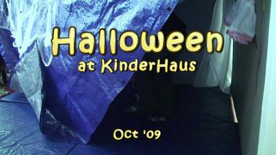 KinderHaus Halloween