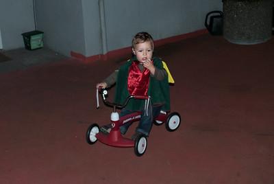 Little Dragon Rider