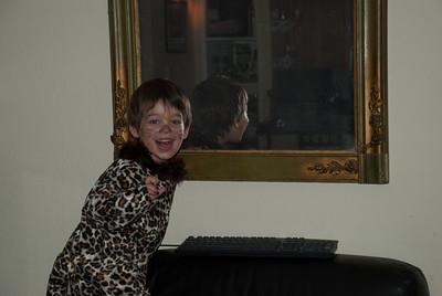 Happy Cheetah