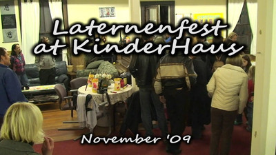Laternenfest KinderHaus