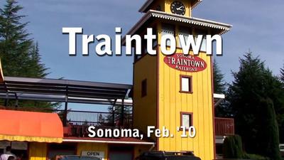 Traintown, Sonoma