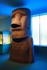 Moai reproduction, American Museum of Natural History