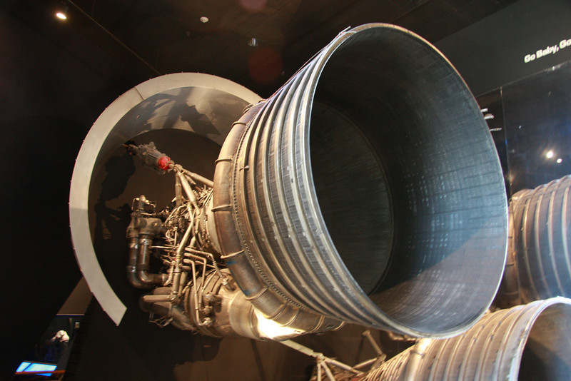 Saturn V 1st Stage reproduction
