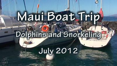 Hawaii Boat Trip