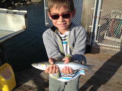 Lucas Fishing