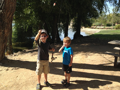 Catching Bluegill and more