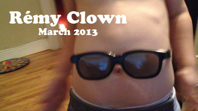 Rémy the clown