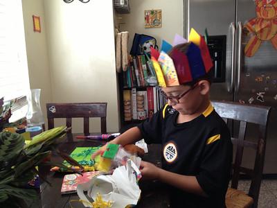 Lucas' 7th Birthday