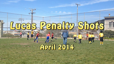 The great penalty shooter