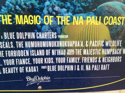 The magic of what? ... Humuhumunukunukuaoua'a?