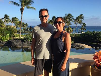 Our 10th annivesary in Kauai