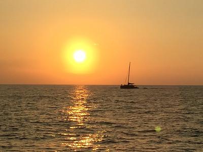 ... something about Kauai sunset