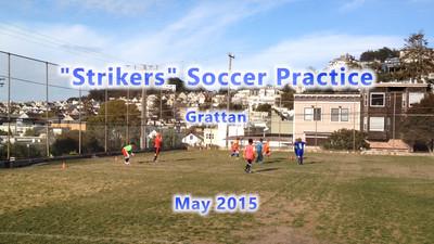Lucas Strikers Practice