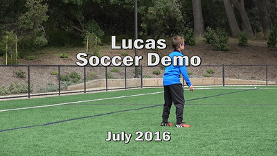 Cool soccer slow motions (Lucas)