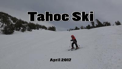 April Ski Fun