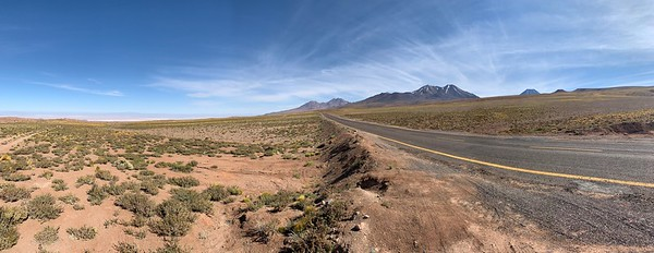 Heading out to traverse the desert and visit the salt lakes.