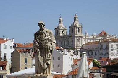 Miradouro Portas do Sol (Lisbon)