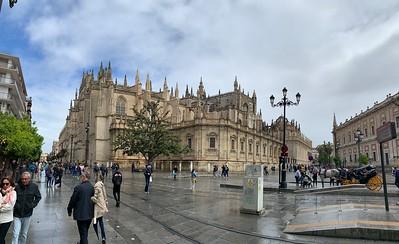 Catedral de Sevilla (Seville, Spain)