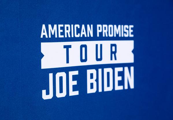 VP Joe Biden at DPAC