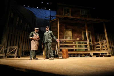Fences at Geva Theatre Center 5-09