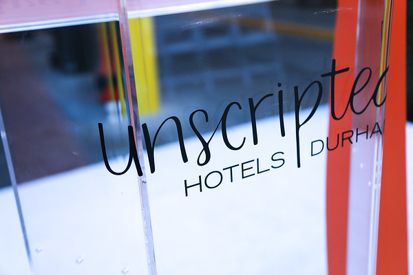 Unscripted Hotel Opening & Media Event