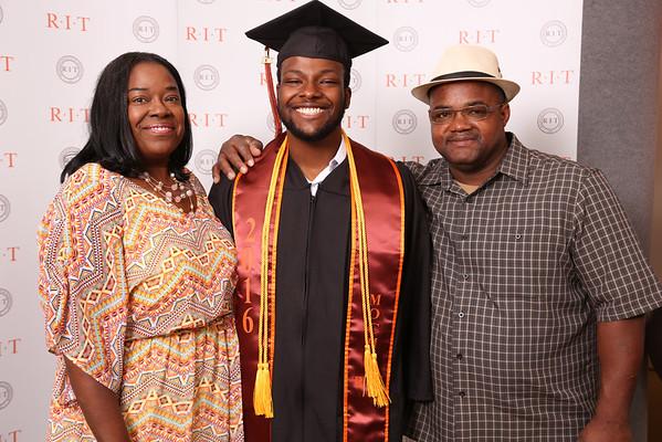 Grads & Families 2016