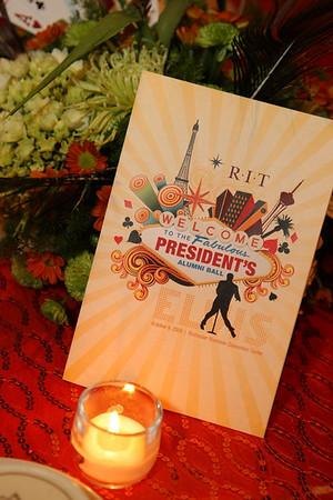 RIT President's Ball Candids
