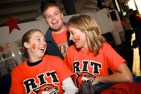 RIT Hockey Receptions 2010