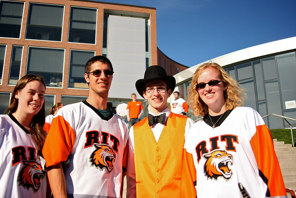 RIT Hockey Tailgate Parties 2010