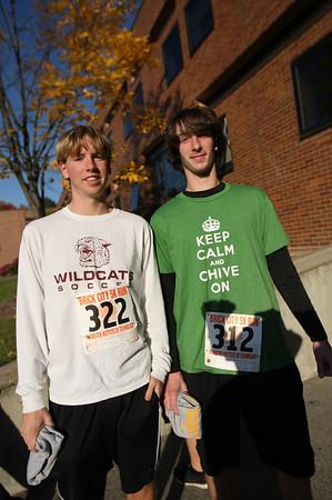 RIT 2012 Brick City 5K Run