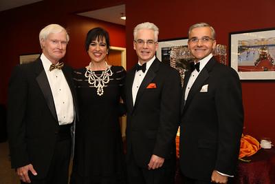 President's Ball Receptions 2013