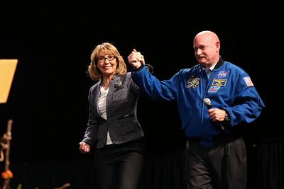 Horton Speaker Gabby Giffords & Mark Kelly 2013