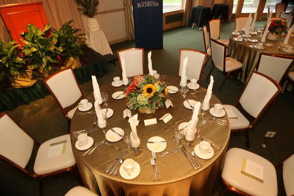 URMC SMD Whipple Dinner 10-09