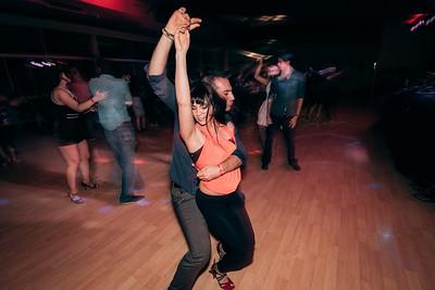 Dancers at SLOsx V