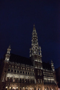 Grand Place Night