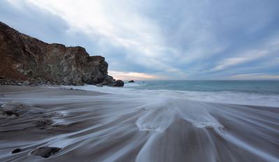 Limekiln Beach Morning II
