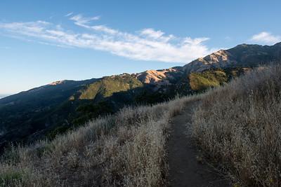 Vincente Flat Trail