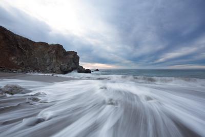 Limekiln Beach Morning I